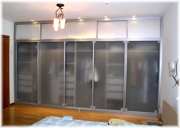 Шкафы купе встроенные дизайн